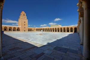 Uqba Mosque Kairouan