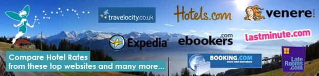 Hotels Fairy - a UK Hotel Price Comparison website