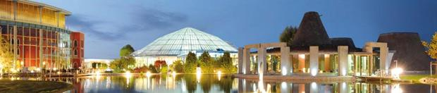 Therme Erding and Galaxy Erding