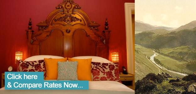 Boutique Hotels in Wales - Ffynnon Townhouse Dolgellau