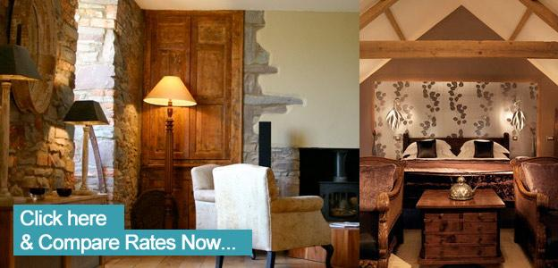 Boutique Hotels in Wales - Hurst House on the Marsh