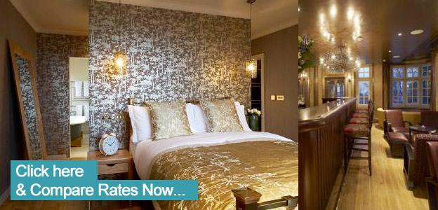 Boutique Hotels in Wales - Holm House