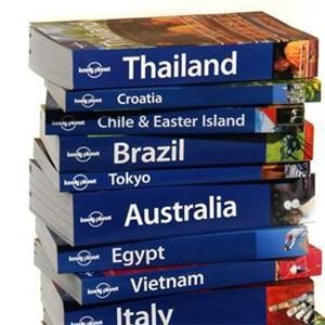 Win Lonely Planet travel guides
