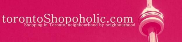 Toronto Shopoholic