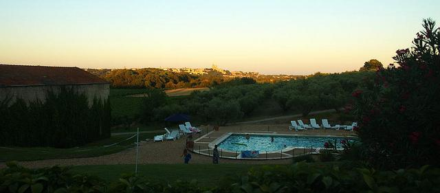 Beziers Hotels with a swimming pool