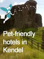 Pet friendly hotels in Kendel