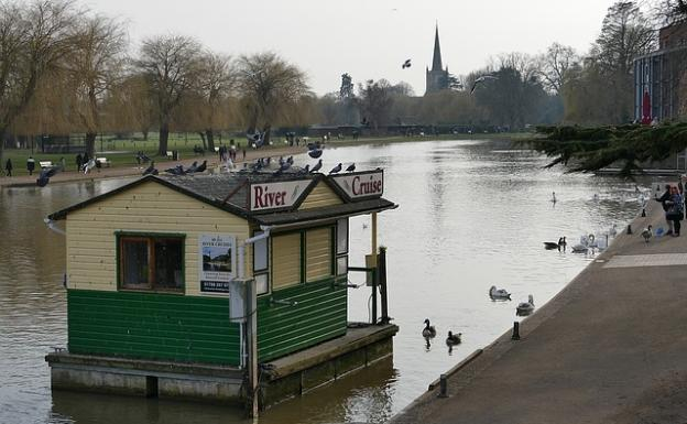 stratford-upon-avon-river
