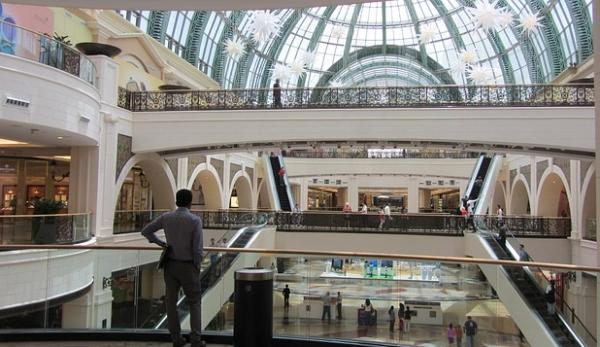 Activities in Dubai - Shopping mall in dubai