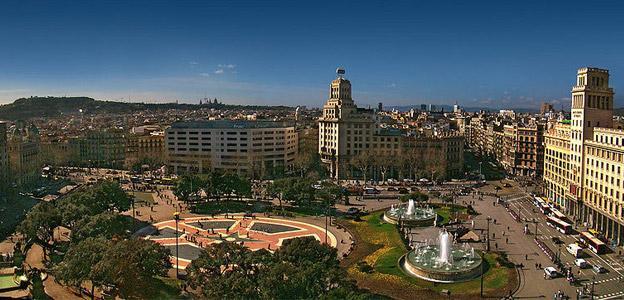 trip to Barcelona