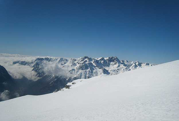 Ski Resorts in France - Alpe d'Huez