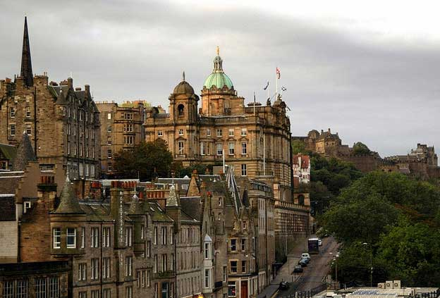 European Hen Weekend Destinations - Edinburgh