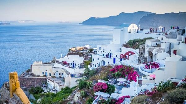 Best Holiday of My Life Greek Islands - Oia 2016