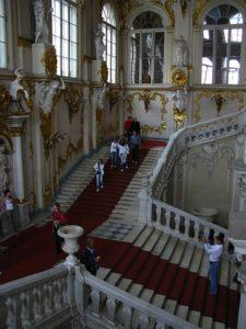 Attractions in St. Petersburg - . Hermitage