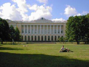Attractions in St. Petersburg - Russian Museum