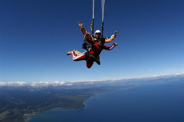 Skydiving Holidays