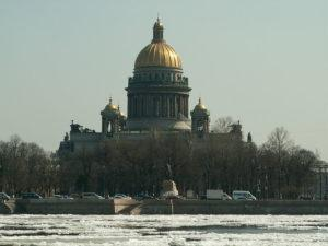 Attractions in St. Petersburg - St Isaac's Cathedral