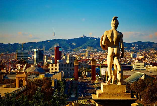 European Hen Weekend Destinations - Barcelona