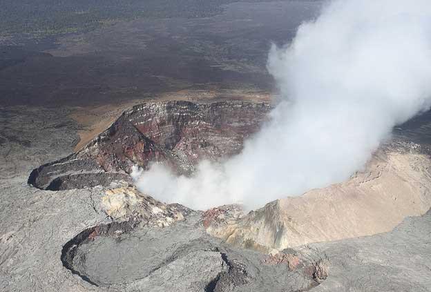 World's Largest Volcano – Mauna Loa