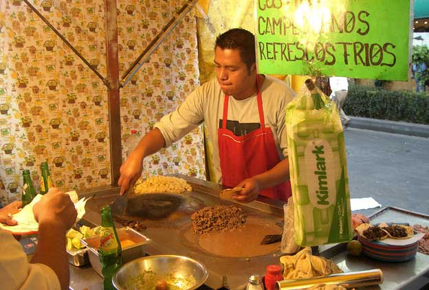 Most Delicious Street Foods - Mexico City, Mexico