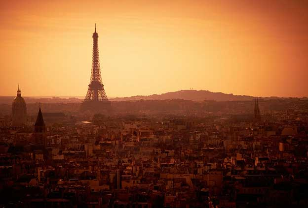 European Hen Weekend Destinations - Paris