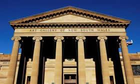 Sydney Attractions  - Sydney museums and art galleries