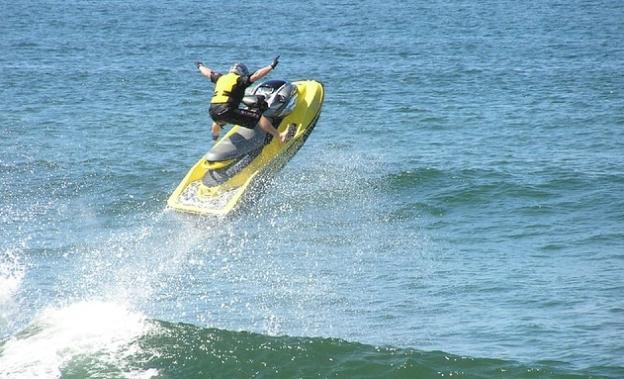 Noosa Jetski - A lot of fun