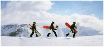 Annual Travel Insurance for skiers