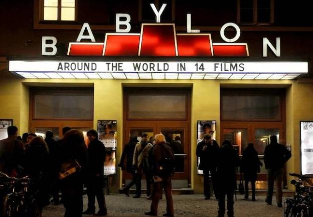 Independent cinemas in Europe - Babylon Cinema Berlin