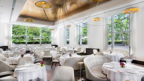 Best Hotel Restaurants In New York City