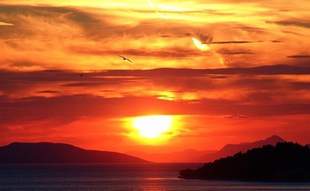 Must see destination - Croatia sunset
