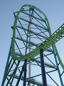 Kingda Ka, Great Adventure & Wild Safari, New Jersey