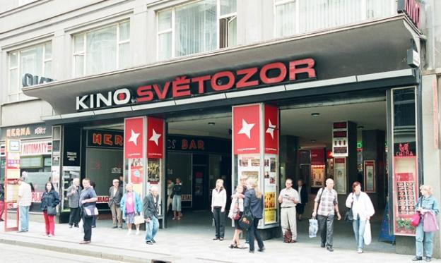 Independent cinemas in Europe - Kino Světozor, Prague