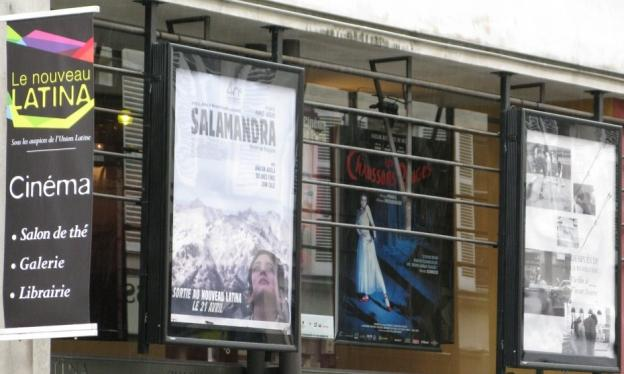 Independent cinemas in Europe - Le Latina cinema in Paris