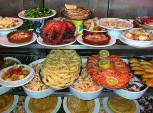 Madrid cuisine