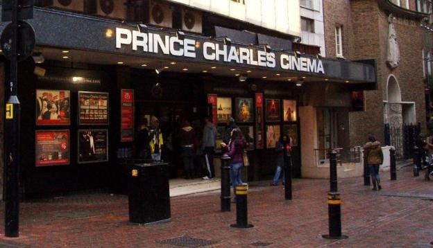 Independent cinemas in Europe - Prince Charles, London