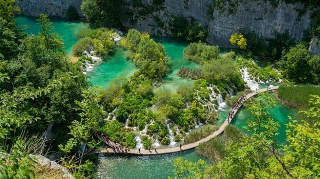 Croatia water falls - Must see destination