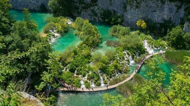 Croatia water falls - Must see destination