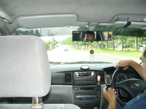Driving Laws in Foreign Places - Thailand