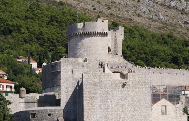 Must see destination - Dubrovnik castle