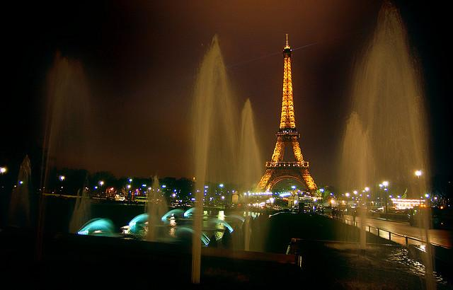 Paris on backpackers budget