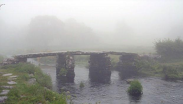 B3212, Postbridge, Dartmoor