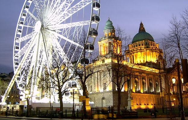 Travel to Northern Ireland and enjoy the night life
