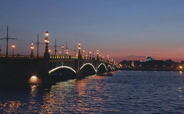 Bridge St. Petersburg