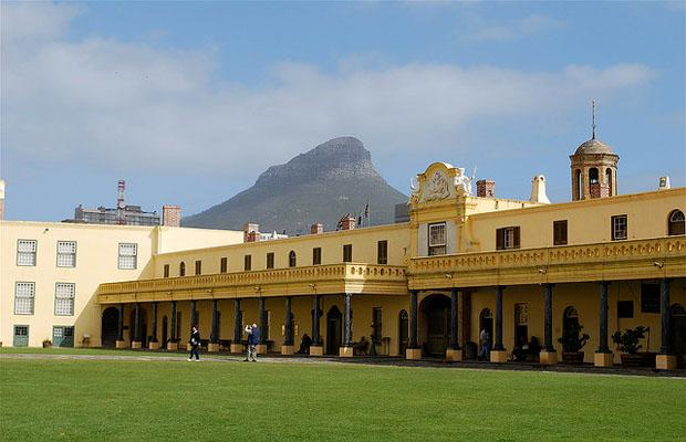 Castle of Good Hope - Cape Town City