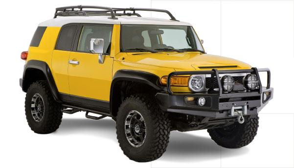 Popular Cars in Australia - Cruiser Toyota FJ