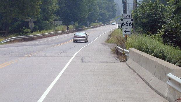 Highway 666, America