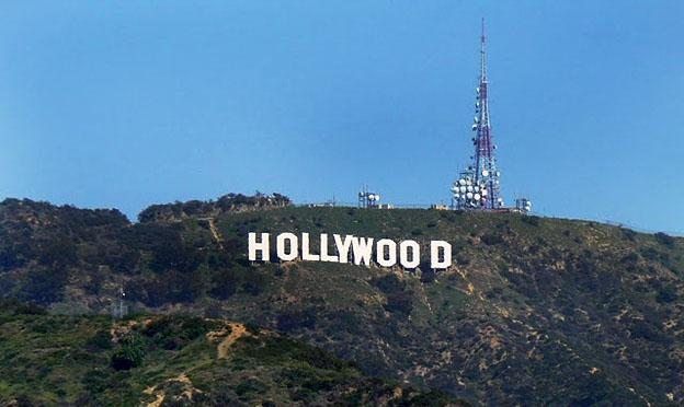 Hollywood in Los Angeles city