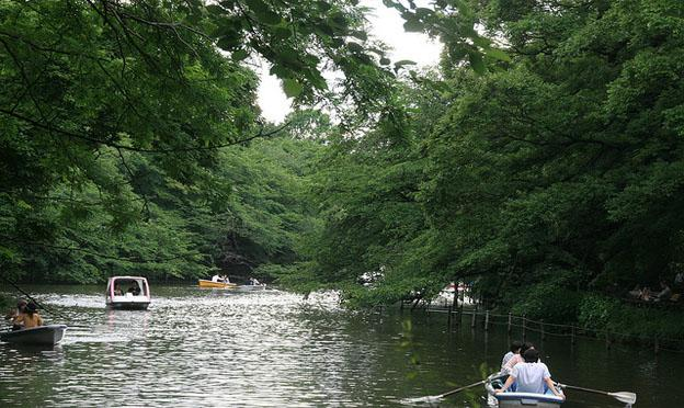 Tokyo City Center Park