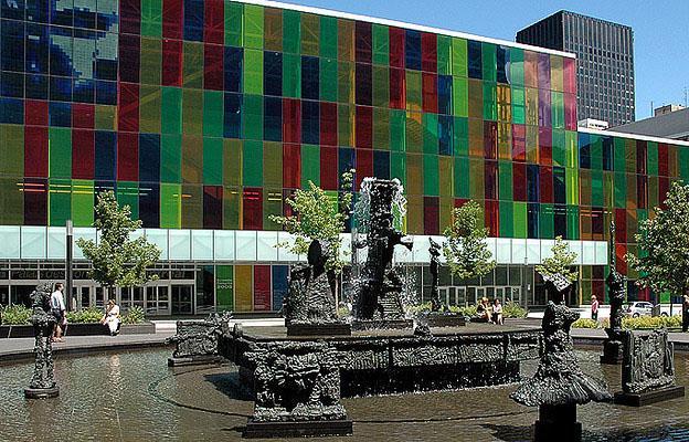 Le Palais des Congres - Montreal