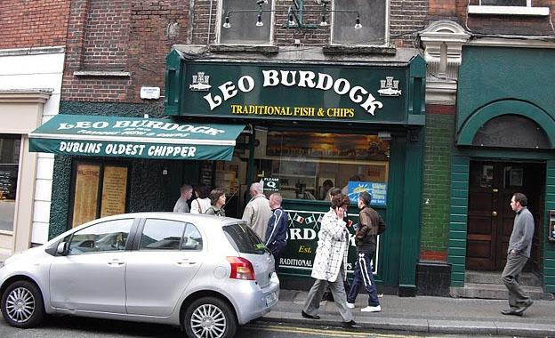 Leo Burdocks Dublin city